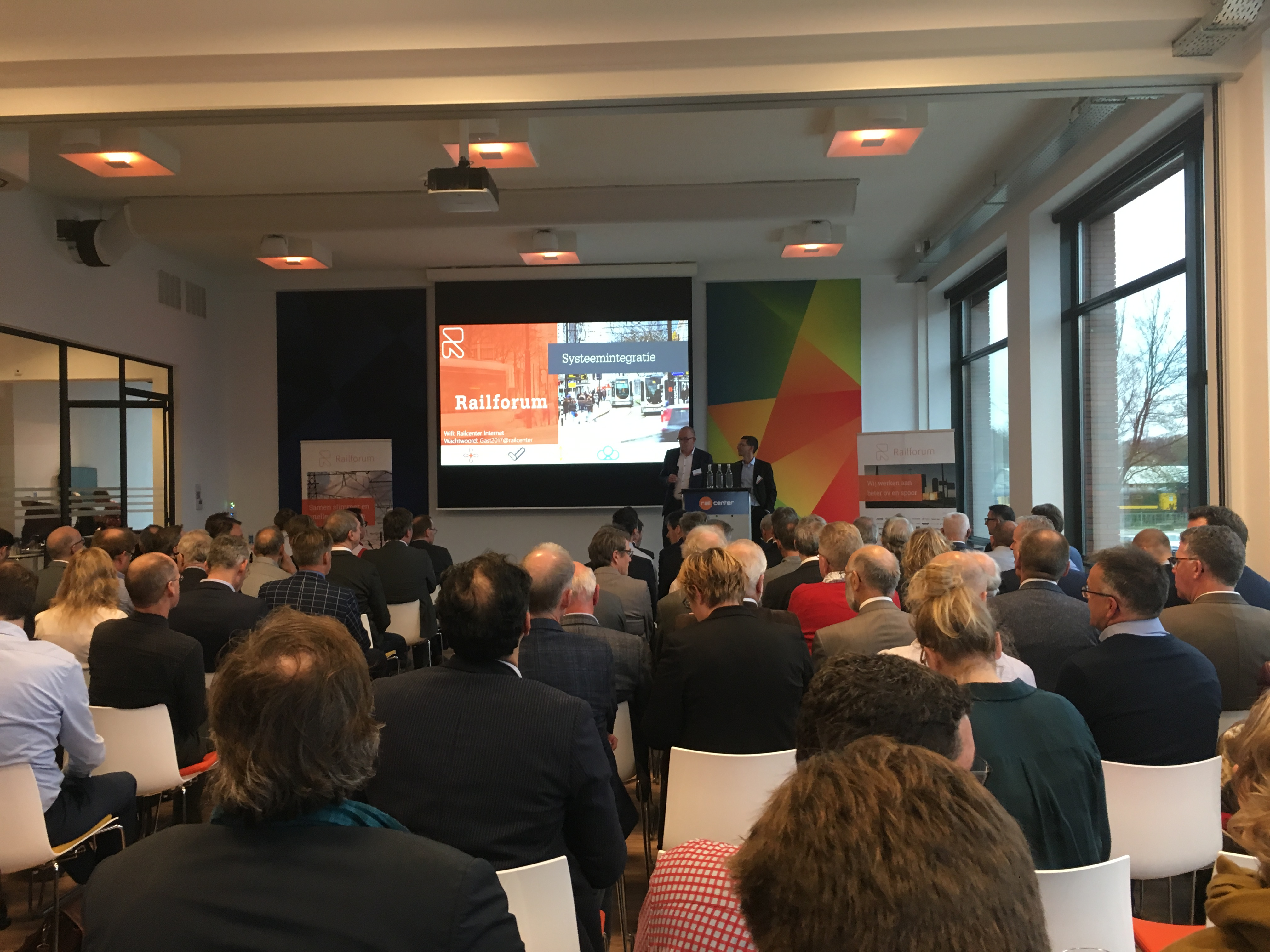 Systems Integration Event hosted by Railforum
